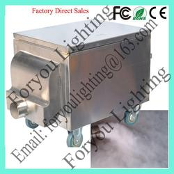 2000w/3000w china supplier manufacture hot selling dry ice effect low fog machine