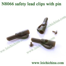 carp fishing terminal tackle carp fishing with pin safety lead clip