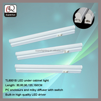 2014 hot sale dimmable T5 LED Cabinet Lighting with high power environment protect made in china
