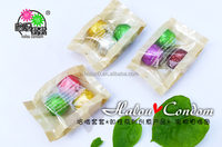 Funny Design Color Ball Package Creative Condom /Original Latex Condom Sex Products For Adult More Active