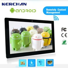 15.6 Inch Wall Mounted AndroidTablet /table stand ipad