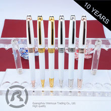 Wholesale Elegant And High-End Oem Design Waterproof Gel Pen With Custom Printed Logo