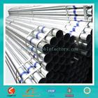 preço do tubo de ferro galvanizado