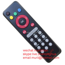 Black 25 Keys BesTV video through the little red box R1229 remote telecom, unicom mobile player answers the little red box