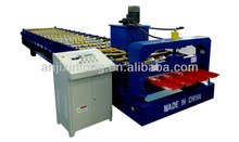AS 34-178-72 ROOF PANEL / WALL PANEL ROLL FORMING MACHINE