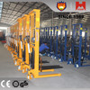 1T 2T Hydraulic Manual stacker,material handling equipment with heami brand manual stacker