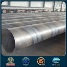 Spiral Steel Tube Spiral Welded Pipe Fire Hydrant System ASTM A53 Grade B Pipe