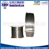 Manufacturing welded nickle electric resistance wire