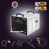 inverter ac dc tig welding machine WSE-200