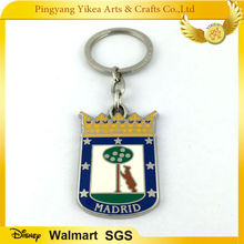 custom metal key chain key ring