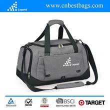Hot Sale Tri-Color Athletic Sport Duffle Bag