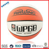 Laminated 1.6 Mm PU basketball ball used for energy