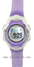 Factory direct supply children's digital sport plastic good cheap watches