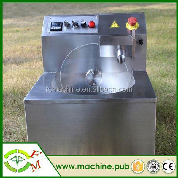 automatic chocolate tempering machine