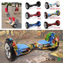 "S113 Hover Board Electric Drift Scooter 10"" Diameter Tire io hawks"