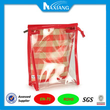 wholesale fashional travel lady cosmetic pouch, women cosmetic bag