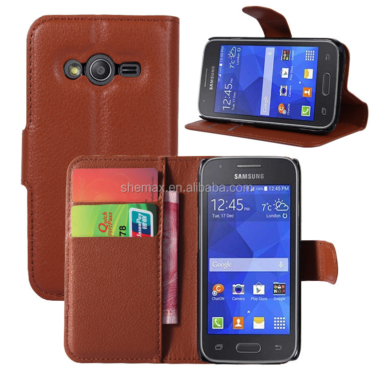 wholesale wrist wallet phone case flip cover for samsung galaxy ace 4 g313h buy flip cover for. Black Bedroom Furniture Sets. Home Design Ideas