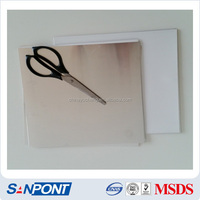 SANPONT Aluminum TLC Silica Gel Plate Used In Chemical Industry