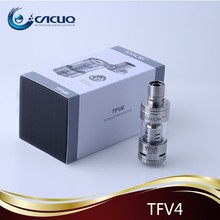 Cacuq smoktech pure organic cotton made True Flavour Vapor tank TFV4 easy for refilling