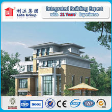 (Professional Manufacturer) Fast Construction Building Material Wall Panel for Villa House