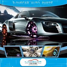 New type Autocar Solar energy led Wheel lights