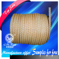 nylon rope in high breaking strength