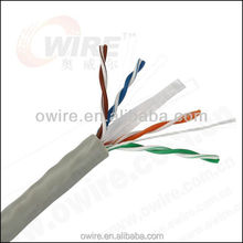 2 Boxes in a Outer Carton Network Cat.6 Cable PVC 305m Easy Pull-Out Box