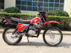 high quality classic new 200cc dirt bike for sale cheap made in China HL200GY-3