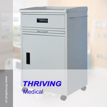 THR-CB460 ABS Plastic Hospital Bed Side Cabinet