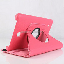 For Samsung Galaxy Tab 4 7.0 T230 Case, Flip Leather Case Cover With Stand rotating leather case