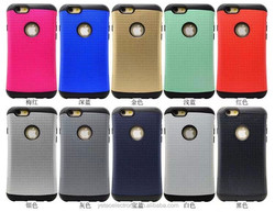 2 in 1 Hard Armor Defender cell phone cover Case Combo cover for iphone6