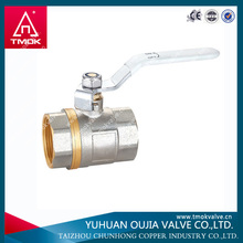 yuhuan 1.4408 2pc ball valve pn16 of stainless steel handle manufacture