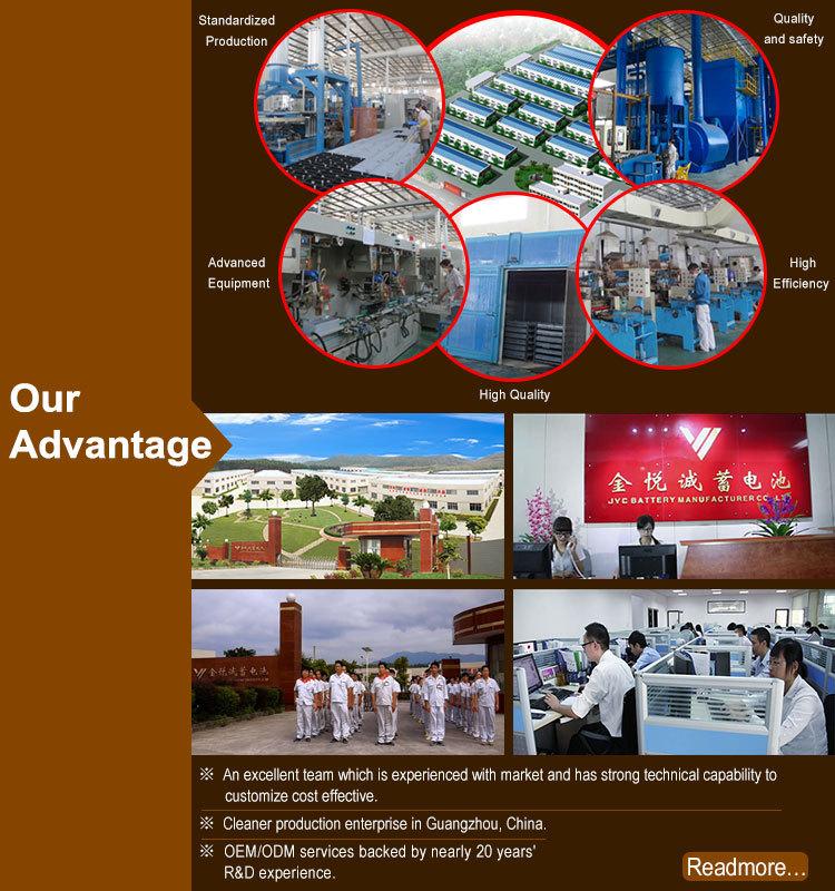 battery Our Advantages