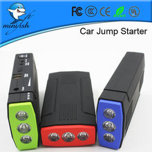 New Products On Market Peak Car Jump Starter Power Bank For Lawn Mowers Minifish Charger For Mobile Phone