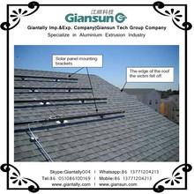 solar mounting, solar structure, solar panel pv aluminum brackets