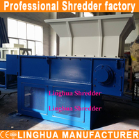 environmental friendly stainless agricultural shredding machine