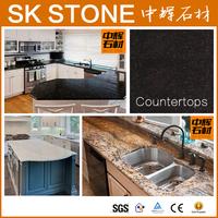 Prefab Granite Kitchen Countertop,Granite Countertop laminate kitchen counters