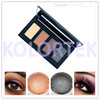 4 colors eyeshadow cosmetic palette/ custom own makeup palette colors/ make own logo cosmetic palette