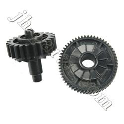 RU5-0984-000 Swing gear for P1005 P1006 P1007 P1008 Clutch Gear Printer Parts
