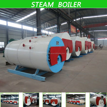 China High Quality Horizontal Style Land Fill or Digester Gas fired Steam Boiler
