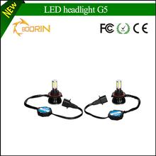 80W 8000LM High Power H1 H3 H7 H11 9005 9006 Auto Car Headlamp Hi/Lo Beam H4 H13 9004 9007 ultra bright led headlamp