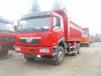FAW tipper truck 3 axles dump truck