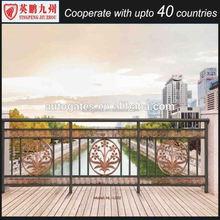 Good Quality Steel Fence / Galvanized Tubular Fence/Aluminium Fence