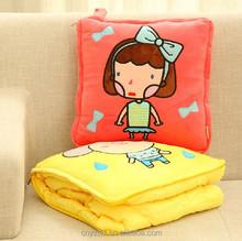 Plush Children Cushion / Children Cartoon Cushion