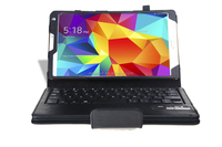 Portable Wireless Bluetooth Keyboard + Stand Leather Case Cover for Samsung Galaxy Tab S 8.4 T700