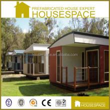 Well-designed Luxury Flat-pack bali prefab wooden houses