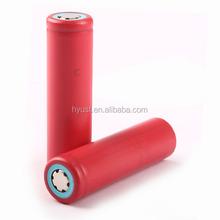 Authentic Sanyo 18650 3.7v 3400mah li-ion battery Sanyo NCR18650BF 3400mah protected 18650 batteries
