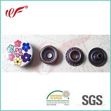 Fancy metal button magnetic snap,metal press snap button