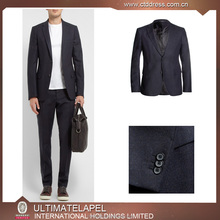Slim Fit 2012 New Design two Pieces Business Suit