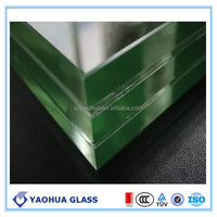 china supplier toughened opaque laminated glass